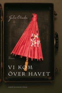 Book cover: Vi kom över havet av