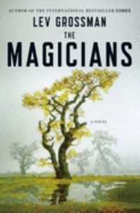 Book cover: The magicians av