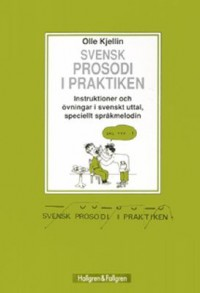 Cover art: Svensk prosodi i praktiken by