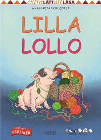 Book cover: Lilla Lollo av