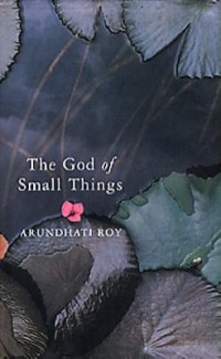 Omslagsbild: The god of small things av