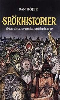 Omslagsbild  Spökhistorier från äkta svenska spökplatser av a4ace8899204c