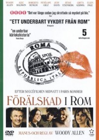 Omslagsbild: To Rome with love av