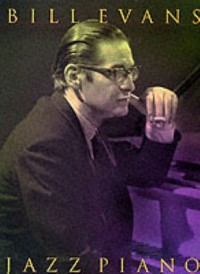 Omslagsbild: Bill Evans jazz piano av