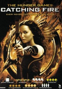 Omslagsbild: The hunger games: Catching fire av