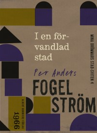 Book cover: I en förvandlad stad av