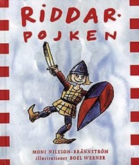 Cover art: Riddarpojken by