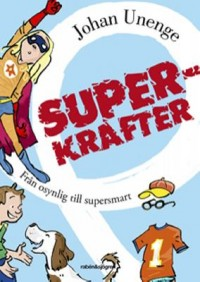 Book cover: Superkrafter av