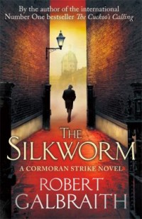 Omslagsbild: The silkworm av