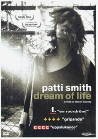 Omslagsbild: Patti Smith - Dream of life av