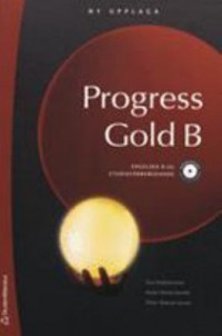 Omslagsbild: Progress gold av
