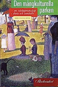 Book cover: Den mångkulturella parken by