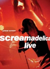 Omslagsbild: Screamadelica live av
