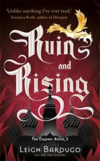 Omslagsbild: Ruin and rising av