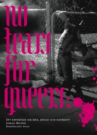 Book cover: No tears for queers av