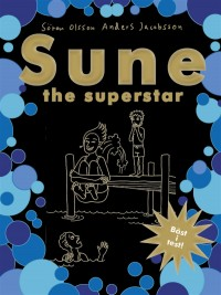 Book cover: Sune the superstar av