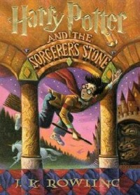 Book cover: Harry Potter and the philosopher's stone av