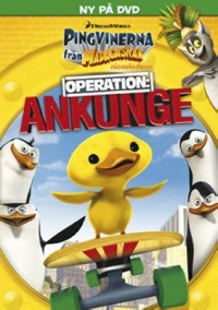 Omslagsbild: The penguins of Madagascar av