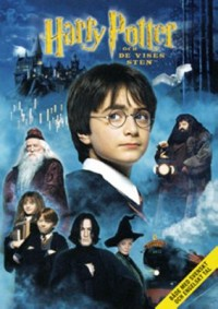 Omslagsbild: Harry Potter and the philosopher's stone av