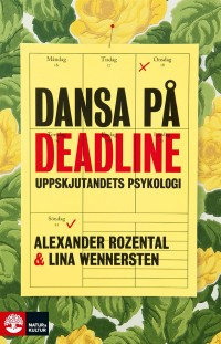 Book cover: Dansa på deadline av