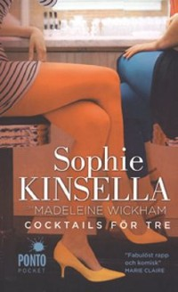 Book cover: Cocktails för tre av