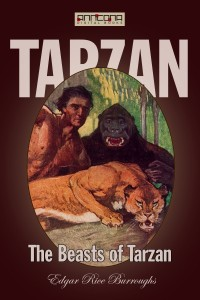 Omslagsbild: The beasts of Tarzan av