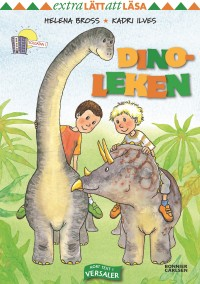 Book cover: Dinoleken av
