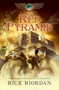 Omslagsbild: The red pyramid av