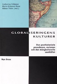 Book cover: Globaliseringens kulturer by