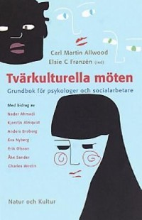 Book cover: Tvärkulturella möten by