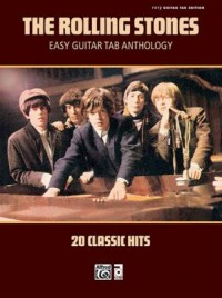 Omslagsbild: The Rolling Stones easy guitar tab anthology av