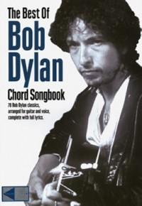 Omslagsbild: The best of Bob Dylan chord songbook av