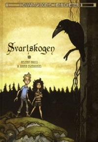 Book cover: Svartskogen av