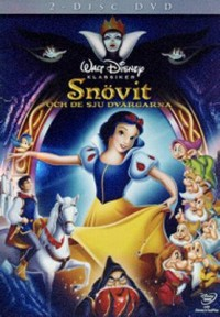 Omslagsbild: Snow White and the seven dwarfs av
