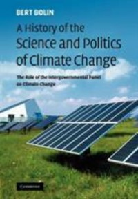 Omslagsbild: A history of the science and politics of climate change av