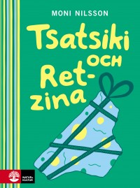 Cover art: Tsatsiki och Retzina by