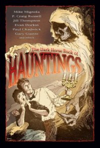 Omslagsbild: The Dark Horse book of hauntings av