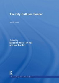 Book cover: The city cultures reader av