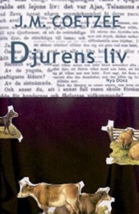 Book cover: Djurens liv by