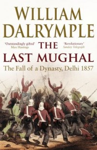 Book cover: The last Mughal av
