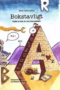 Book cover: Bokstavligt av