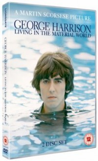 Omslagsbild: George Harrison - Living in the material world av