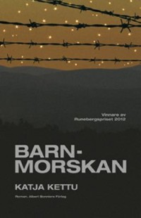 Book cover: Barnmorskan av