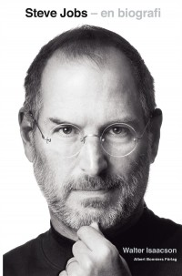 Book cover: Steve Jobs - en biografi av