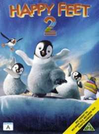 Omslagsbild: Happy feet two av