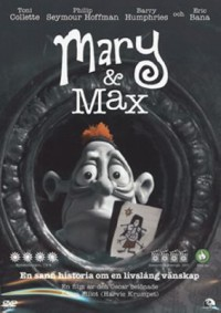 Omslagsbild: Mary and Max av