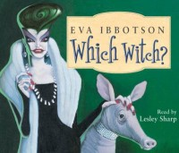 Omslagsbild: Which witch? av