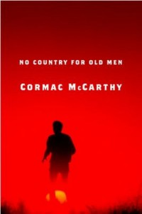 Omslagsbild: No country for old men av