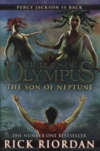 Omslagsbild: The son of Neptune av