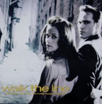 Omslagsbild: Walk the line av